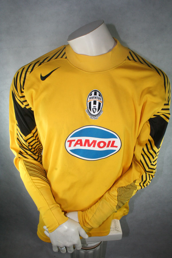 torwart trikot buffon