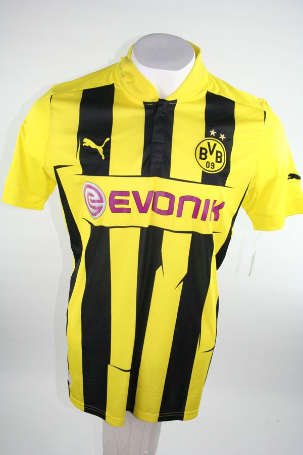 new style d38e7 61c25 Puma Borussia Dortmund camiseta 9 Robert Lewandowski 2012/13 ...