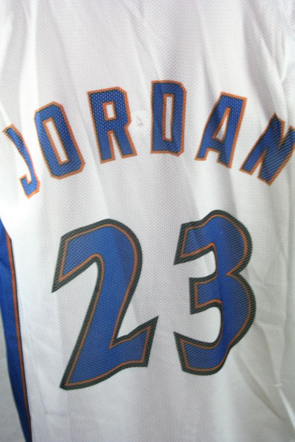 reputable site 9fe30 c43c3 Champion Washington Wizards Jersey Michael Air Jordan 23 NBA ...