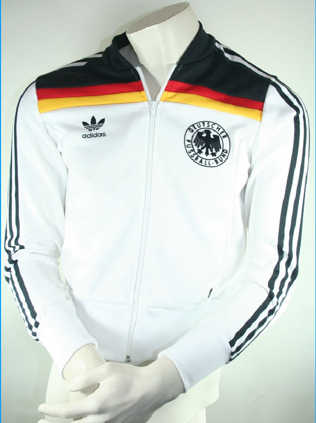 adidas deutschland jacke originals tt dfb 1980 neu damen. Black Bedroom Furniture Sets. Home Design Ideas