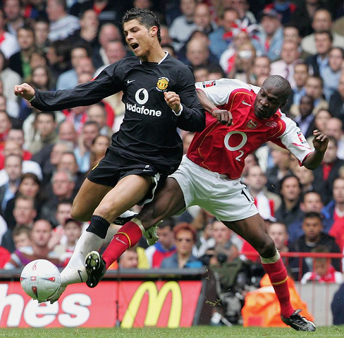 save off 2da29 9d270 Nike Manchester United jersey 7 Cristiano Ronaldo 2003/04 ...