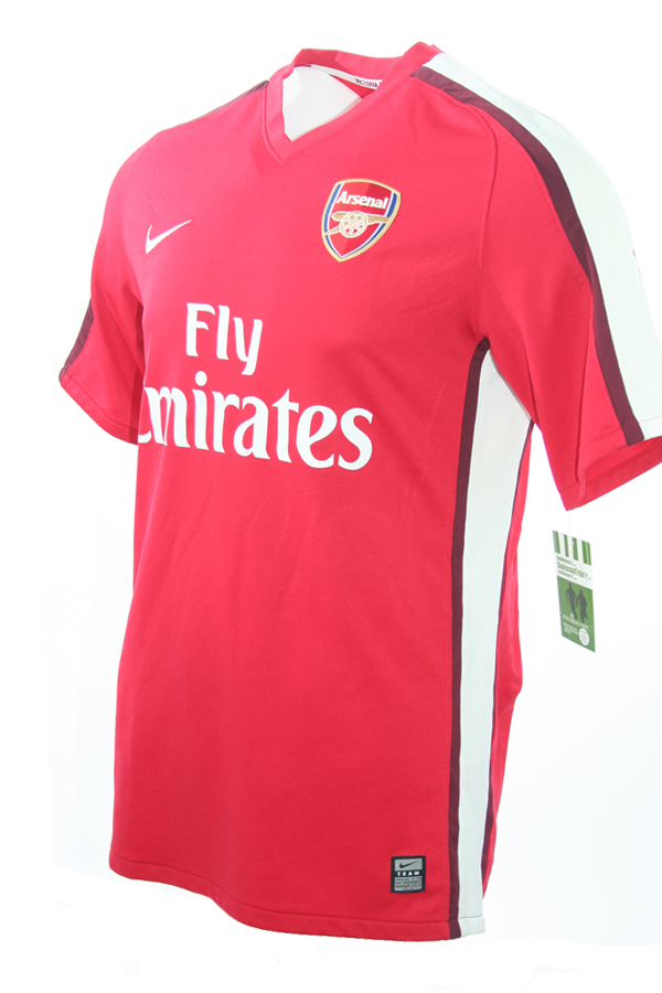88613ccc162 Nike FC Arsenal London jersey 4 Cesc Fabregas 2008-2010 home men s L or XL