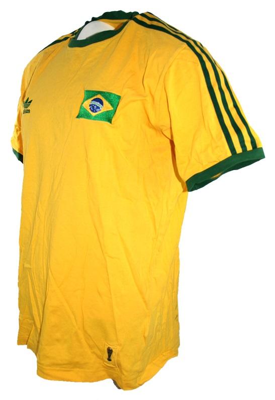 1978 Adidas Originals 1982 Adidas Brasilien Trikot SUpzMVq