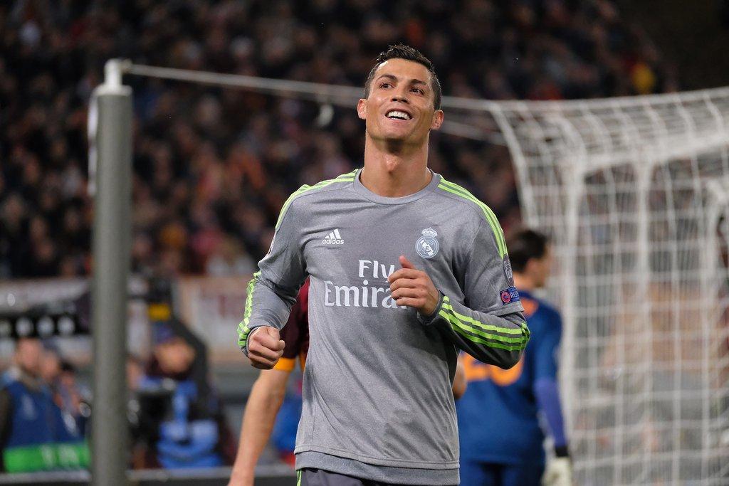 wholesale dealer 3691e 3175c Adidas Real Madrid jersey 7 Cristiano Ronaldo 2015/16 Away ...