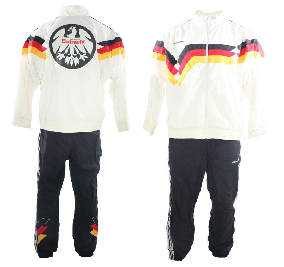 big sale 69265 e97f6 Adidas Germany Tracksuit World cup 1990 DfB jersey men's XL ...