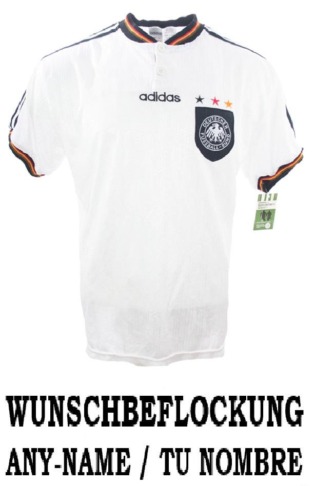 Adidas Deutschland Trikot Euro 1996 96 + Hose DfB Herren SL