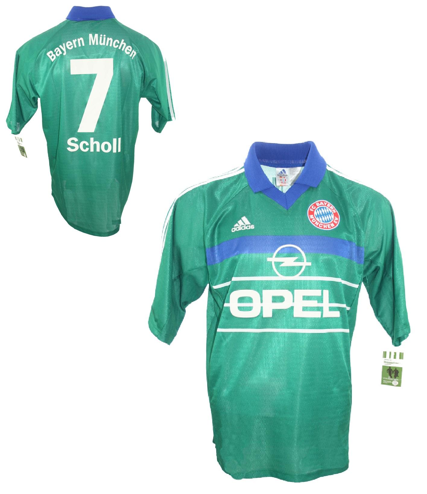 Mehmet Scholl Trikot