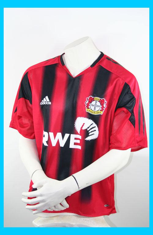 Bayer Leverkusen Trikot Größe XL Adidas Vintage Rwe