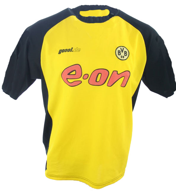 Deutschland Trikot XXL Borussia Dortmund DFB Mario Götze signiert BVB