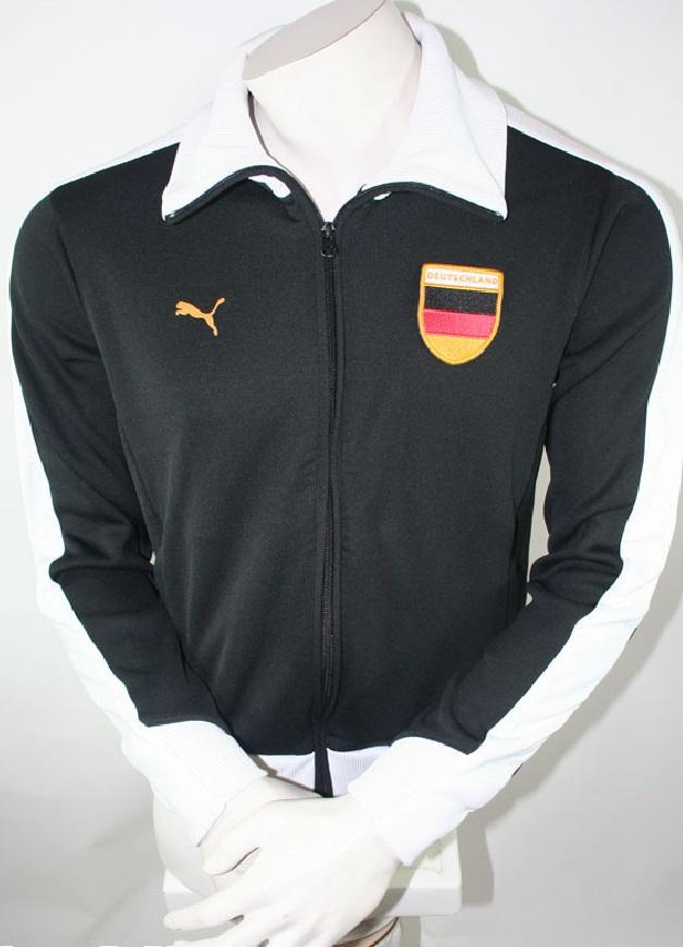 check-out f2600 98fef Puma Germany Puma jacket black 1990 2014 90 size M. buy ...