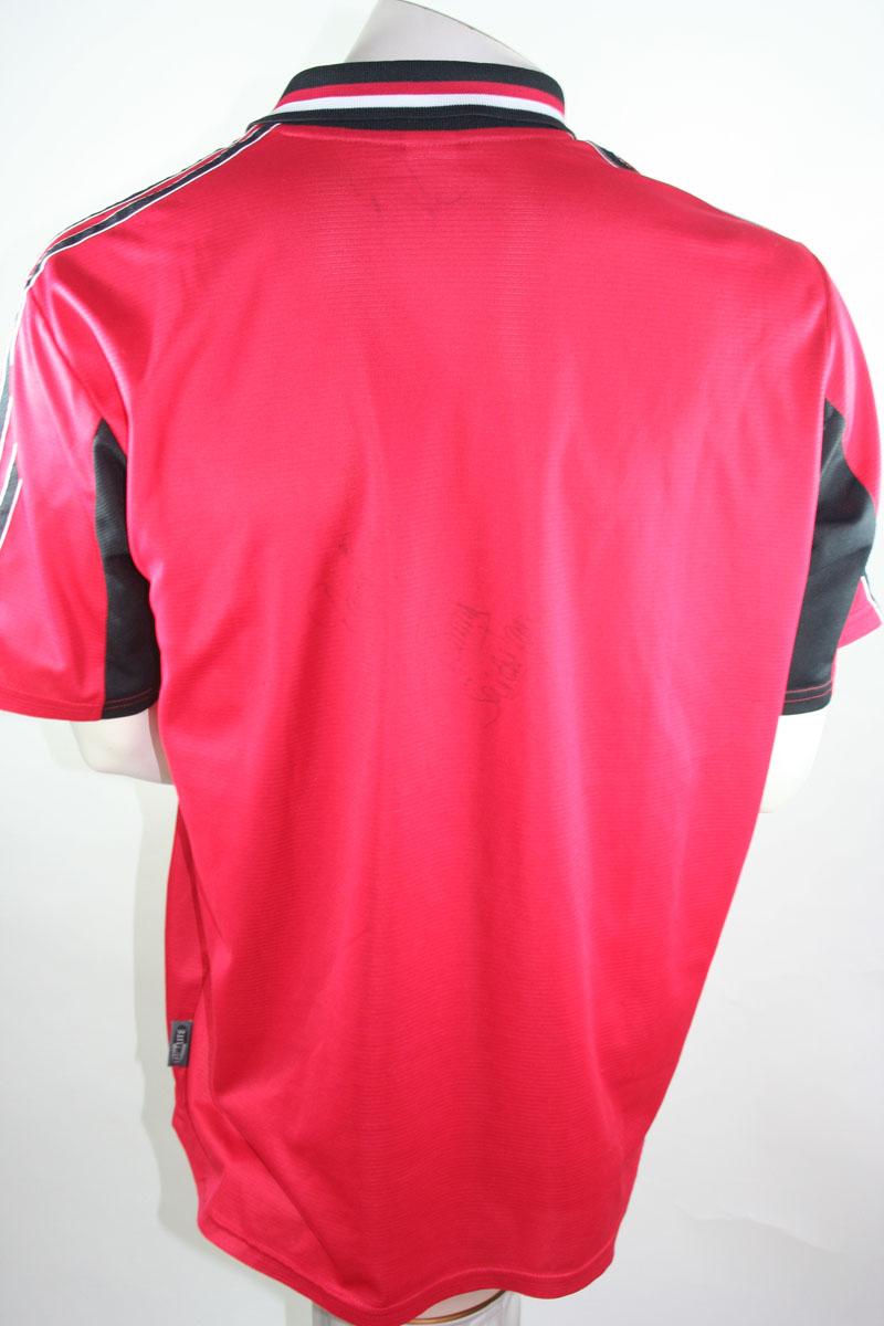 official photos dbd0f 3b642 Adidas 1.FC Nürnberg Jersey 1999/00 Viag Intercom Mens XL/XXL