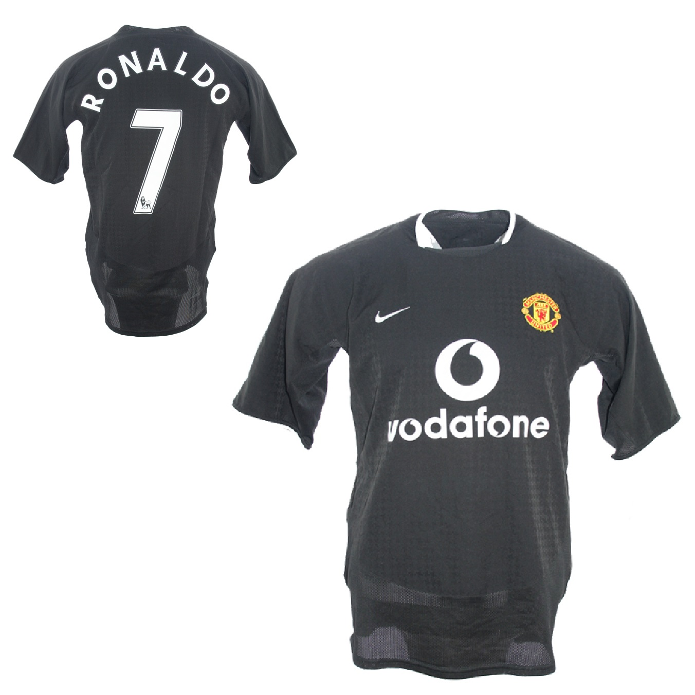 save off ad5ee d0bc7 Nike Manchester United jersey 7 Cristiano Ronaldo 2003/04 ...