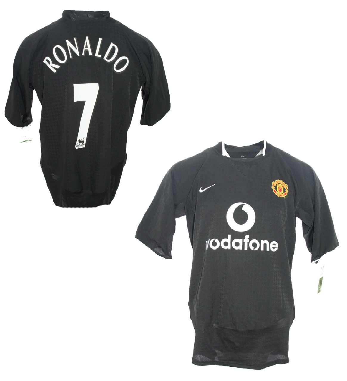 save off 91c67 bbf5f Nike Manchester United jersey 7 Cristiano Ronaldo 2003/04 ...