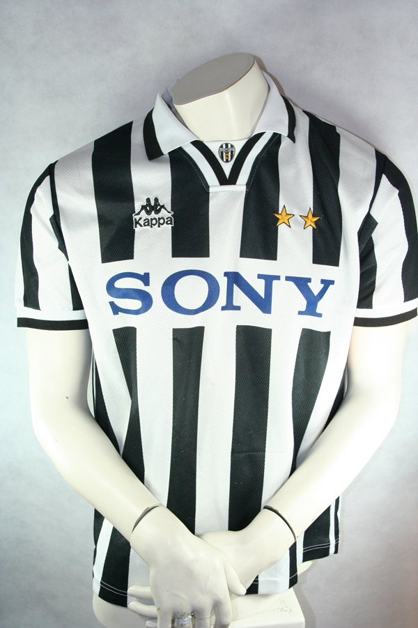 Kappa Juventus Turin Jersey 21 Zinédine Zidane 1996 97 men s L 0030b4b97