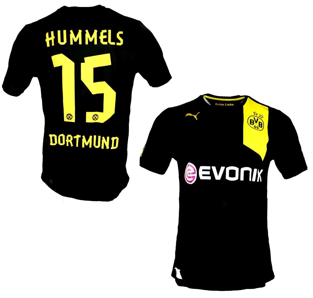 brand new ada57 474e0 Puma Borussia Dortmundj jersey 15 Mats Hummels 2012/2013 ...