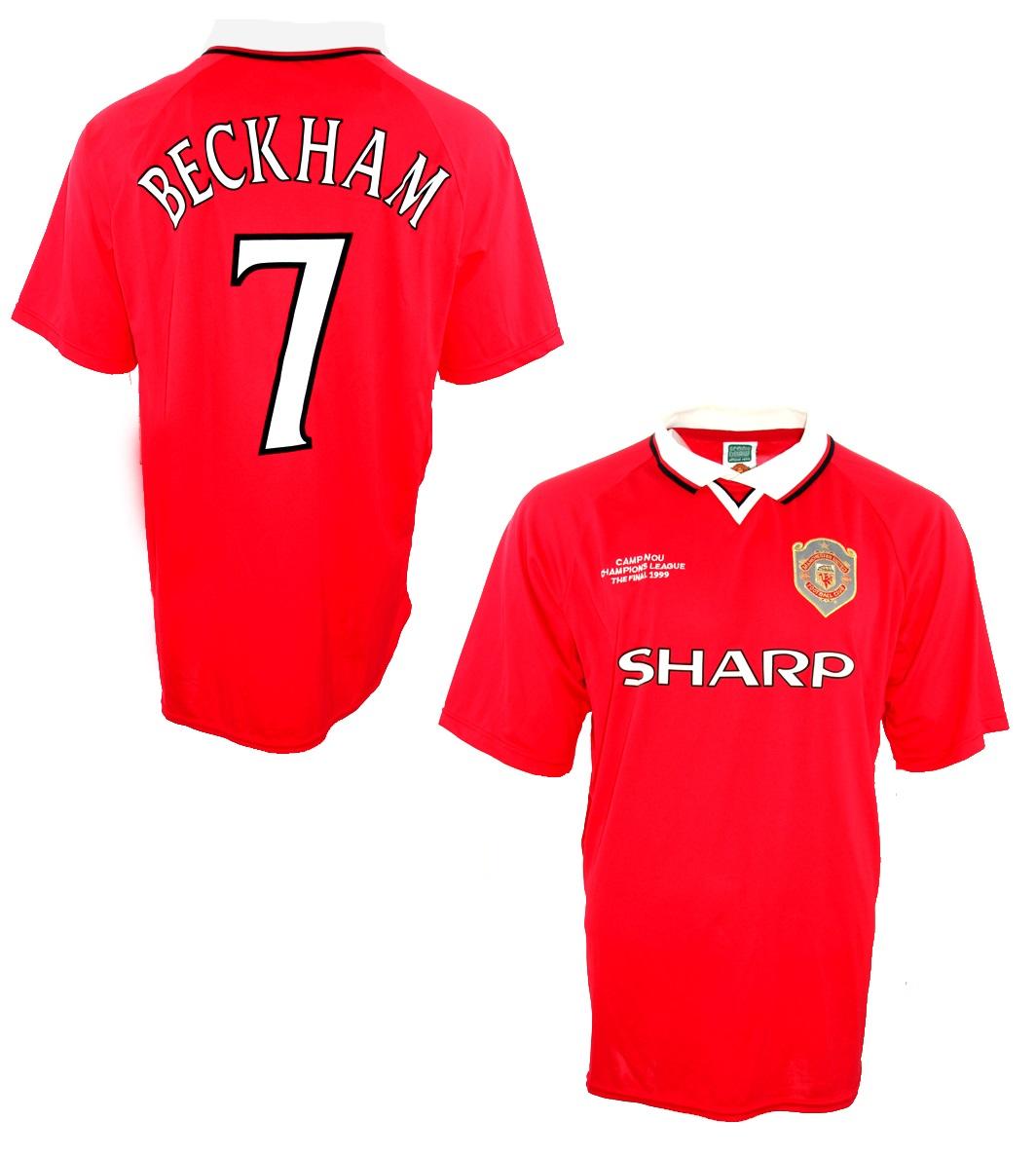 David Beckham Trikot