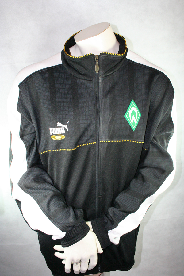 puma king sv werder bremen trainingsjacke jacke thomas. Black Bedroom Furniture Sets. Home Design Ideas