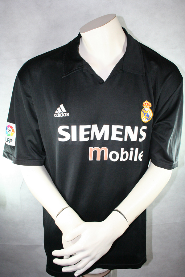 real madrid trikot sponsor