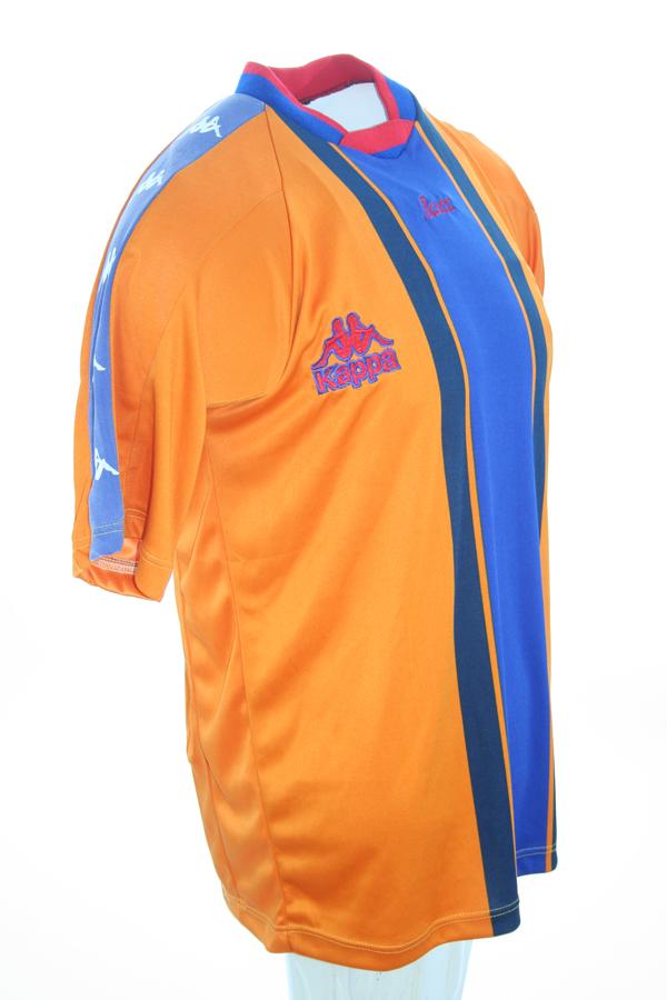 online store 5f6c4 11e78 Kappa FC Barcelona Jersey 21 Luis Enrique 1997/98 Away ...