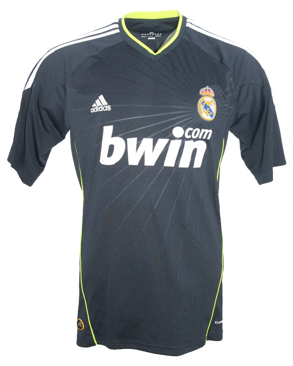 check out 58017 50362 Adidas Real Madrid jersey 7 Cristiano Ronaldo 2010/11 Bwin ...