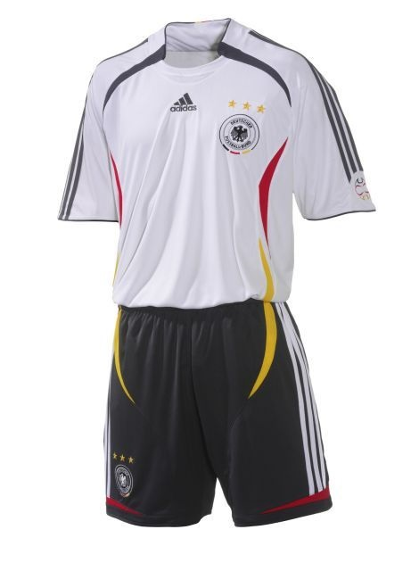 adidas deutschland trikot wm 2006 teamgeist hose dfb. Black Bedroom Furniture Sets. Home Design Ideas