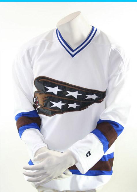wholesale dealer 415bd e7e33 Starter Washington Capitals jersey Ice hockey white NHL men's M