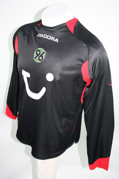 Diadora Hannover 96 Torwart Trikot 1 Robert Enke 2006/07 ...