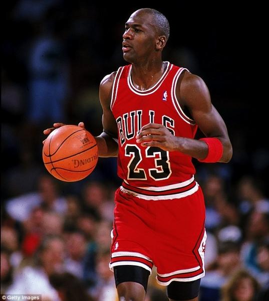 93fcc1167df Champion Chicago Bulls camiseta 23 Michael Air Jordan rojo Nba ...