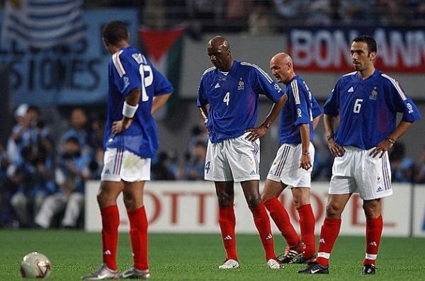 a995719e2 Adidas France jersey 10 Zinedine Zidane World Cup 2002 blue home men's M L  or XL