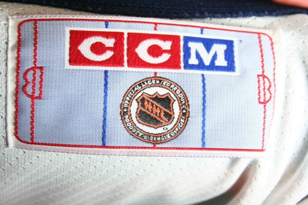 CCM New York Islanders Jersey NHL Authentic? - XL