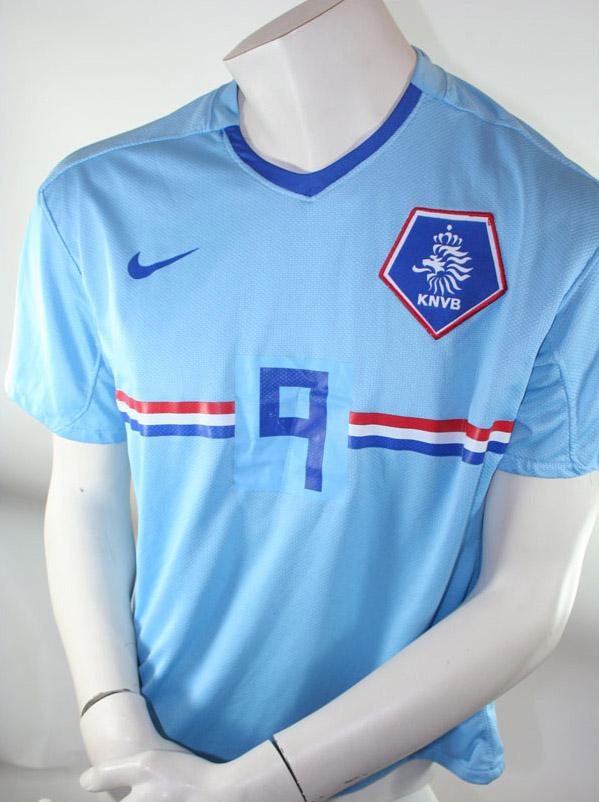 online retailer c716d 82828 Netherlands jersey Oranje size M Nike Huntelaar 9