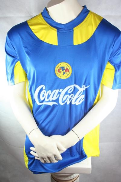 low priced ba98c b3378 Club America Corona jersey Coca Cola Bimbo Mexico New men's ...
