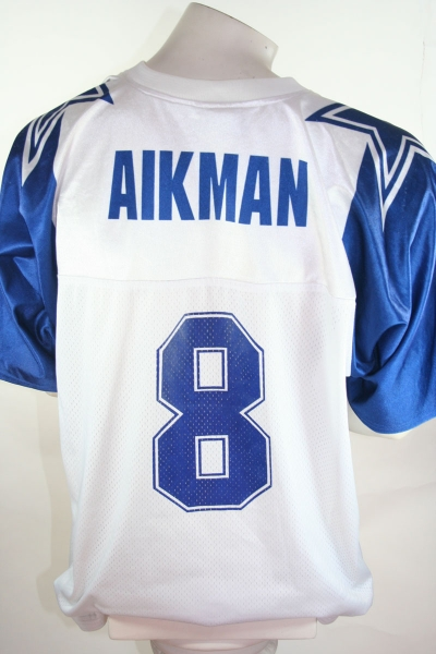Apex One Dallas Cowboys jersey 8 Troy Aikman NFL white men's XL