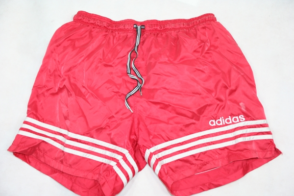 Adidas jersey shorts FC Bayern Munich,1.FC Kaiserslautern red home men's M