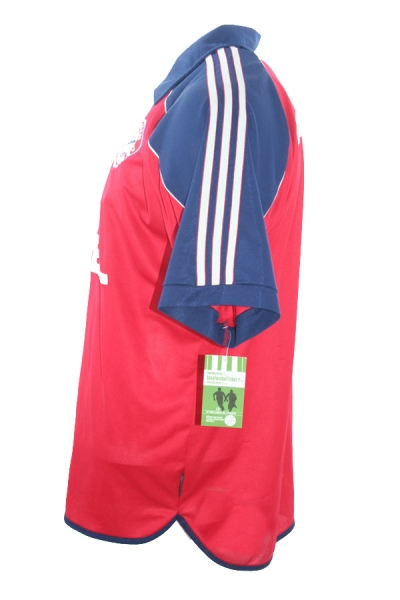 Adidas FC Bayern Munich jersey 1999/2001 Opel home red men's S-M 176cm or L