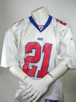 NFL New York Giants Jersey Trikot Größe XL Reebok 21 Barber