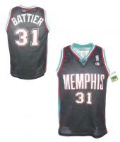 Champion Memphis Grizzlies Trikot 31 Shane Battier Swingman NBA Herren S