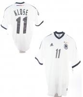 DFB Trikot EM 2012 Teamsigniert XL Deutschland