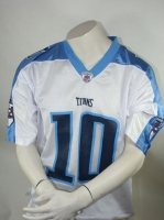 Reebok Tennessee Titans Vince Young Jersey Trikot #10 XL NFL