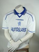 1e804f54da Umbro FC Chelsea London Trikot 1997-99 Autoglass Weiß Herren S M L