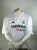 Adidas Real Madrid Trikot 23 David Beckham 2004/05 Herren XL