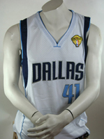 Adidas Dallas Mavericks Jersey 41 Dirk Nowitzki Mavs Play off NBA new men XL