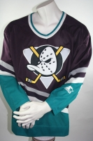 Starter Anaheim Mighty Ducks Trikot NHL Eishockey 1993-2006 Away Herren M / XL