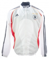 Adidas Germany tracksuit suit jacket World Cup 2006 white men's D=7=L
