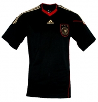 Adidas Germany jersey World Cup 2010 away black men's S/M/L or XXL/2XL