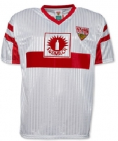 VfB Stuttgart Jersey 1992 Südmilch New home white men's S/M/L/XL/XXL