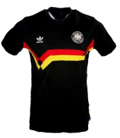 Adidas Germany T-shirt black WM 1990 men's S/M/L/XL/XXL