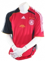 Adidas Germany jersey England Wembley DfB 2006-2007 red New men's M or XXL
