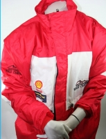 Michael Schumacher Collection Ferrari Jacket World Champion size Large