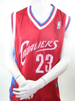 NBA Champion Trikot Cavaliers XL / XXL Le Brown James Rot